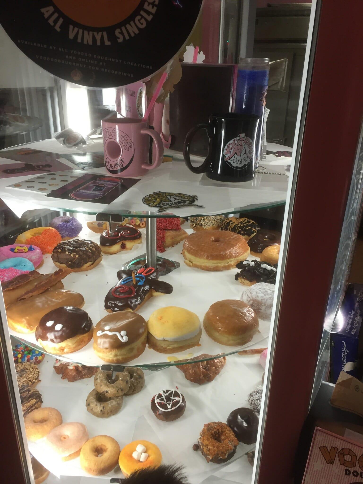 Yummy Voodoo Doughnuts