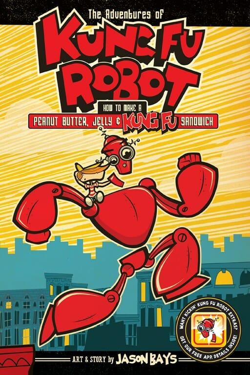 Kung Fu Robot