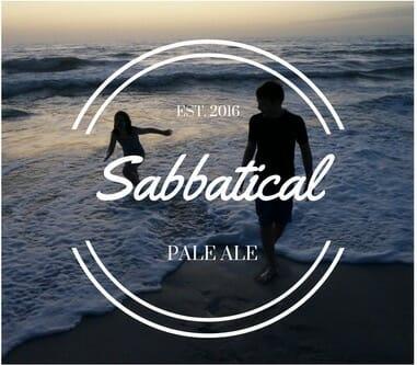 Sabbatical Pale Ale