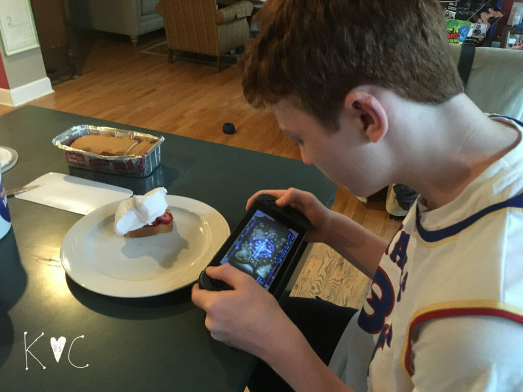 Breakfast Nintendo Switch
