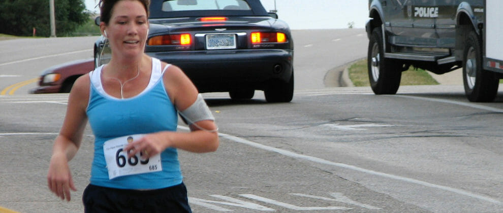 Orangetheory Helps Running
