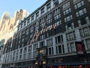 NYC Macy's Christmas