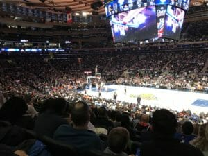 Madison Square Garden New York City