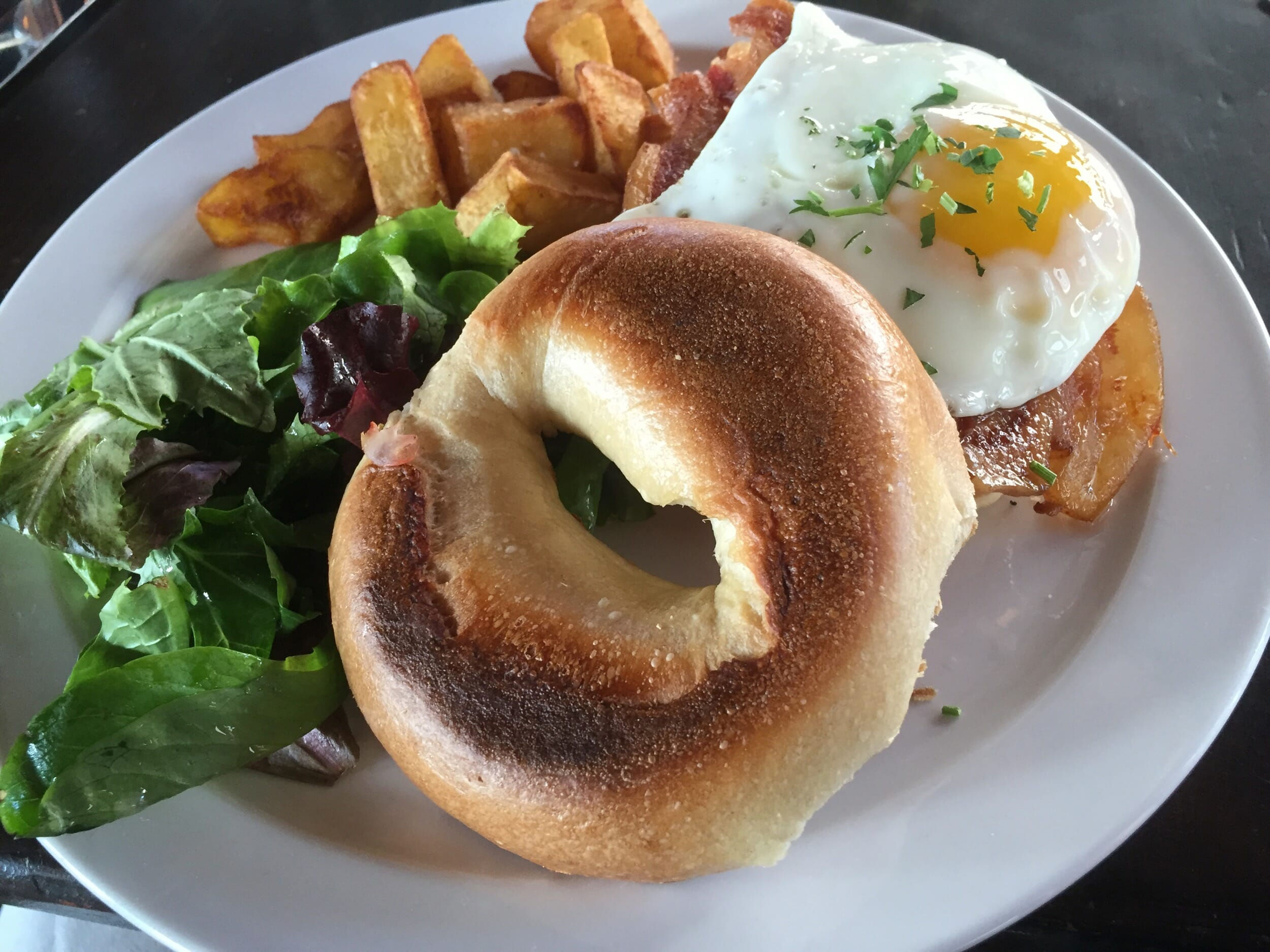 Breakfast at Kansas City Restaurant