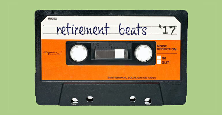 Mixtape of Perfect Retirement Songs