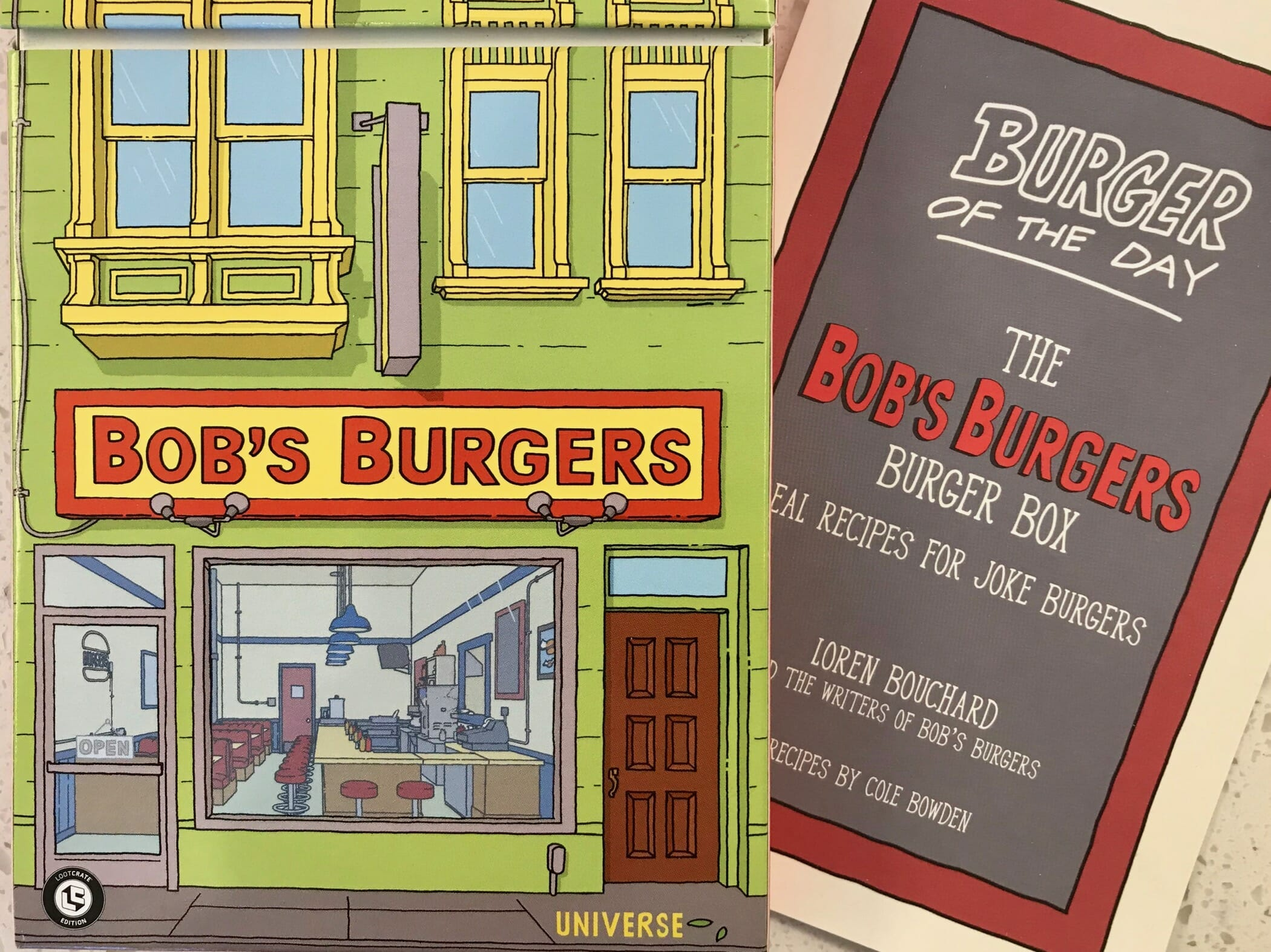 Odd Excellent Bobs Burgers Recipes Youll Love Hesaysshesayskc 03 Our Whole Family Loves The Fox Tv Series And Now That A Friend Has Gifted Us Affair Gone To Next