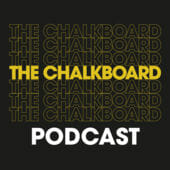 Up Next! The Chalkboard Podcast
