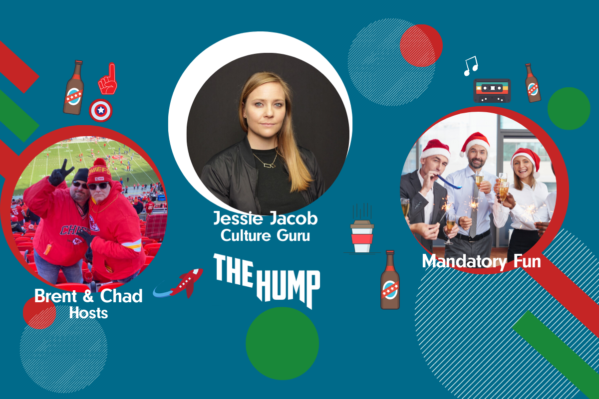 The Hump! Podcast Ep. 29: Chicken … Now Mentals With Jessie Jacob