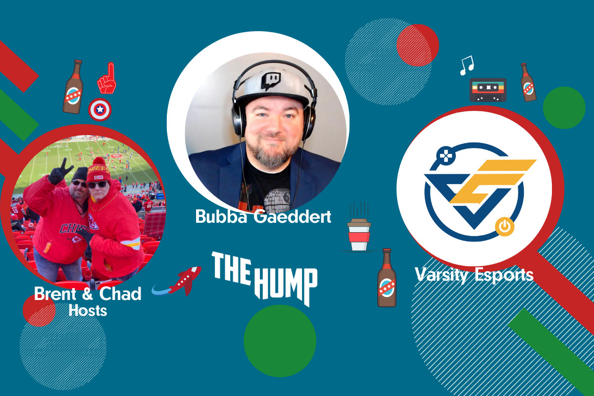 The Hump! Podcast Ep. 31: Let's Join a League with Bubba Gaeddert